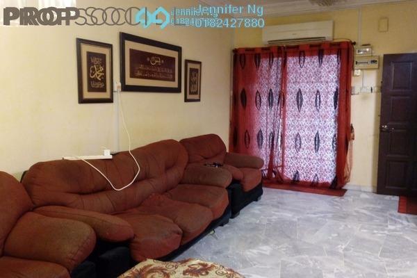 For Sale Terrace at USJ 1, UEP Subang Jaya Leasehold Semi Furnished 4R/3B 488k