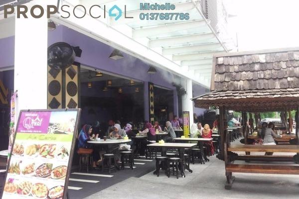For Rent Shop at Laman Seri, Shah Alam Leasehold Semi Furnished 1R/2B 8k