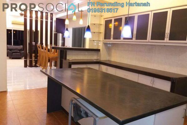 For Rent Terrace at Taman Mutiara Subang, Subang Freehold Fully Furnished 4R/3B 2.6k