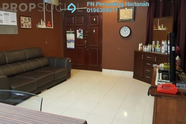 For Sale Semi-Detached at Taman Aman Perdana, Meru Freehold Unfurnished 3R/2B 480k