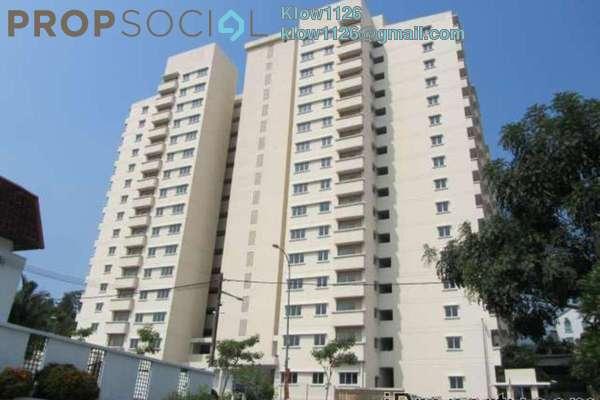 For Rent Condominium at Mandarina Court, Cheras Leasehold Unfurnished 3R/2B 1.1k