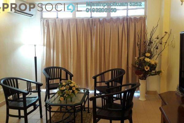 For Rent Condominium at Fajar Ria, Pantai Freehold Fully Furnished 3R/2B 2.4k