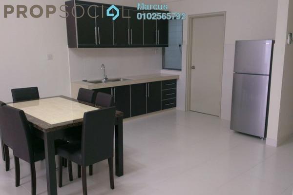 For Rent Condominium at Setia Walk, Pusat Bandar Puchong Freehold Fully Furnished 2R/2B 2.3k