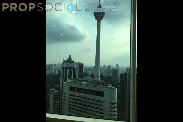 For Rent Serviced Residence at Vortex Suites & Residences, KLCC Freehold Fully Furnished 2R/2B 3.8k