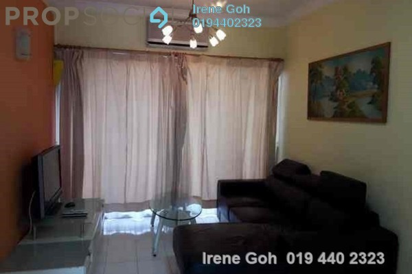 For Rent Condominium at Villa Emas, Bayan Indah Leasehold Fully Furnished 3R/2B 1.7k
