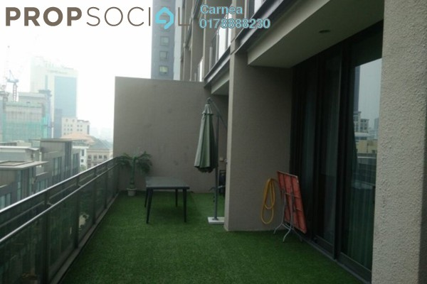 For Rent Condominium at 6 CapSquare, Dang Wangi Freehold Fully Furnished 2R/2B 4.2k