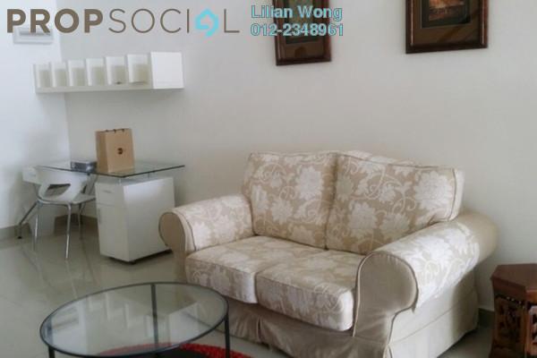 For Rent Duplex at Subang SoHo, Subang Jaya Freehold Fully Furnished 1R/1B 1.8k