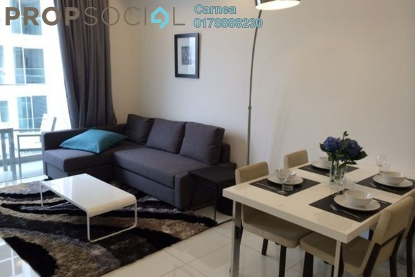 For Rent Serviced Residence at M Suites, Ampang Hilir Freehold Fully Furnished 1R/1B 2.8k