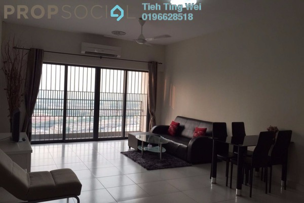 For Rent Condominium at Setia Walk, Pusat Bandar Puchong Freehold Fully Furnished 2R/2B 2k