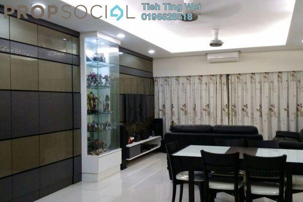 For Rent Condominium at Setia Walk, Pusat Bandar Puchong Freehold Fully Furnished 3R/2B 2.9k