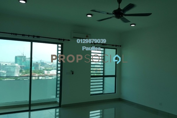 For Sale Condominium at CyberSquare, Cyberjaya Freehold Semi Furnished 0R/1B 265k
