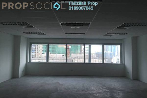 For Rent Office at KL Eco City, Mid Valley City Leasehold Semi Furnished 0R/0B 5k