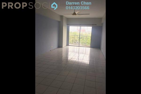 For Rent Condominium at Pandan Villa, Pandan Indah Leasehold Unfurnished 3R/2B 1.2k