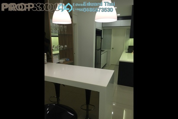 For Sale Condominium at Silk Residence, Bandar Tun Hussein Onn Freehold Fully Furnished 3R/2B 495k