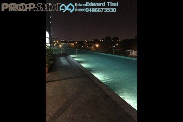For Sale Serviced Residence at Silk Residence, Bandar Tun Hussein Onn Freehold Unfurnished 3R/2B 415k