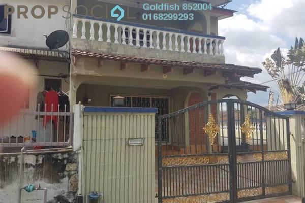 For Rent Townhouse at Taman Bukit Mewah, Kajang Freehold Semi Furnished 4R/2B 1.2k