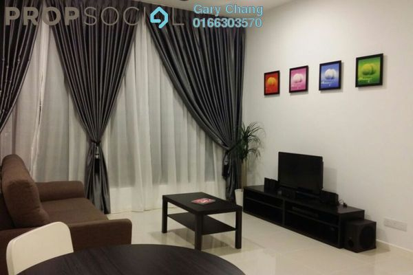 For Rent Serviced Residence at Tropicana Avenue, Tropicana Leasehold Fully Furnished 2R/2B 3k