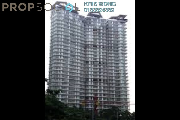 For Rent Serviced Residence at Idaman Residence, KLCC Freehold Fully Furnished 3R/3B 4.2k