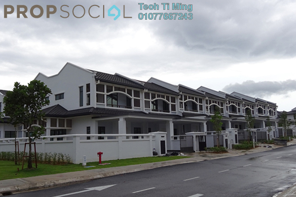For Sale Terrace at Eco Majestic, Semenyih Freehold Unfurnished 4R/3B 650k
