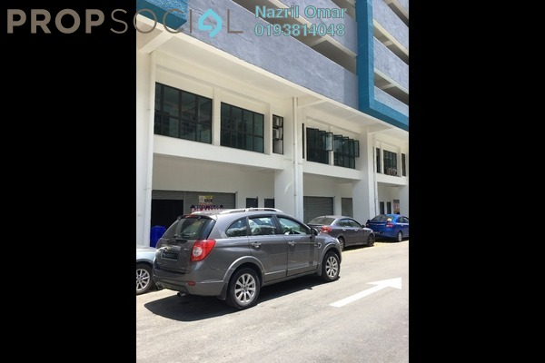 For Rent Shop at Metia Residence, Shah Alam Leasehold Unfurnished 0R/1B 4k