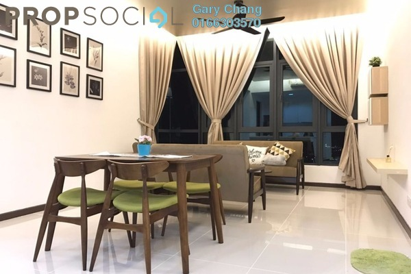 For Rent Serviced Residence at Tropicana Avenue, Tropicana Leasehold Fully Furnished 2R/2B 3.5k