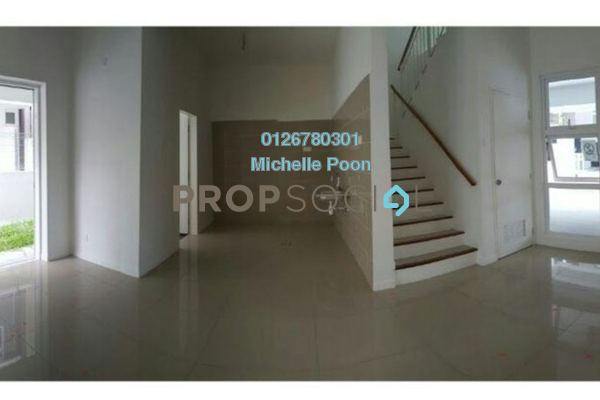 For Sale Terrace at Segar View, Cheras Freehold Unfurnished 5R/3B 1.2m