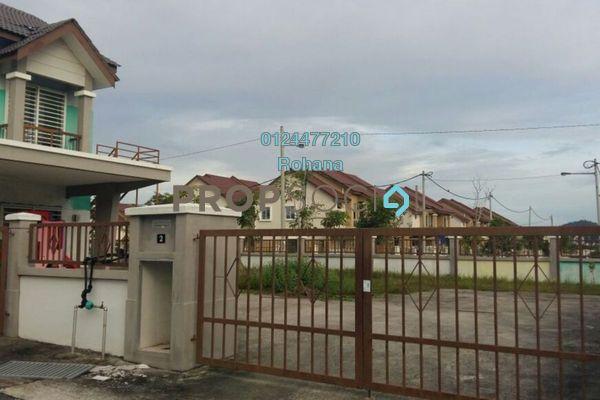 For Rent Semi-Detached at Nusa Suria, Kuala Selangor Freehold Unfurnished 4R/3B 1.3k