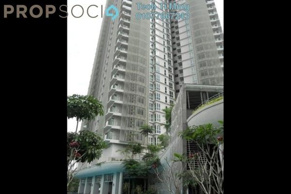 For Sale Condominium at 28 Mont Kiara, Mont Kiara Freehold Semi Furnished 4R/3B 2.3m