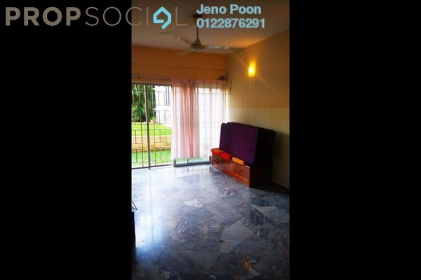 For Rent Townhouse at Bukit OUG Townhouse, Bukit Jalil Freehold Fully Furnished 3R/3B 1.6k