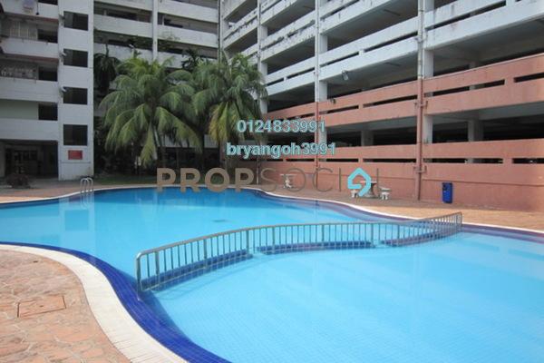 For Rent Apartment at Sinar Bukit Dumbar, Gelugor Freehold Unfurnished 3R/2B 850translationmissing:en.pricing.unit