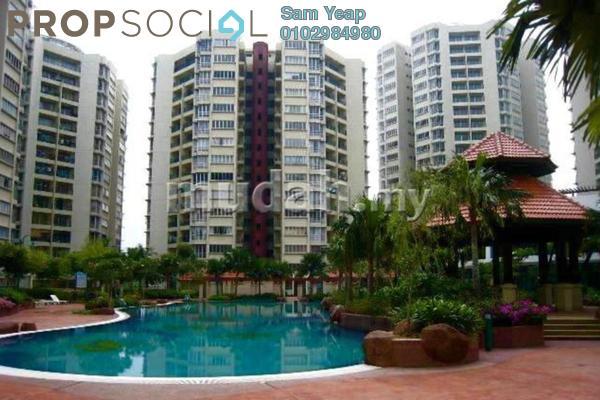 For Sale Condominium at 1Sentul, Sentul Freehold Fully Furnished 3R/2B 720k