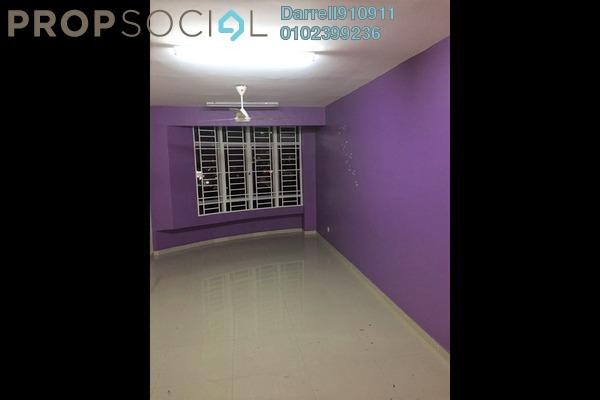 For Rent Condominium at Putra Majestik, Sentul Freehold Semi Furnished 3R/2B 1.6k
