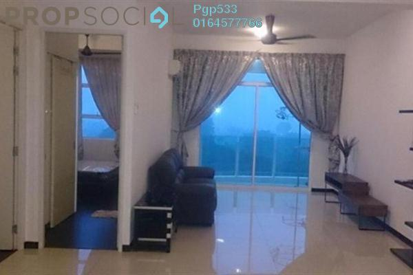 For Rent Condominium at The Oasis, Gelugor Leasehold Fully Furnished 3R/2B 1.6k
