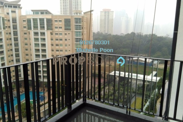 For Sale Condominium at Verdana, Dutamas Freehold Semi Furnished 4R/4B 1.18m
