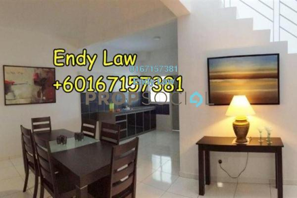 For Rent Terrace at Eco Business Park I, Johor Bahru Freehold Fully Furnished 4R/4B 2.3k
