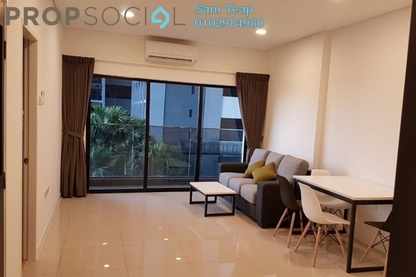 For Rent Condominium at D'Latour, Bandar Sunway Leasehold Fully Furnished 2R/2B 2.8k