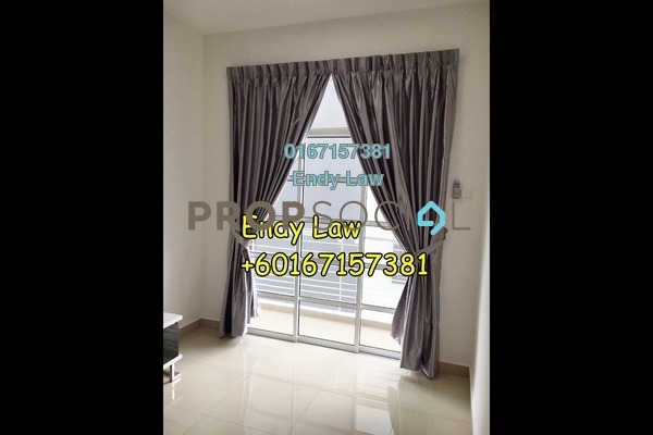 For Sale Apartment at Nusa Heights, Iskandar Puteri (Nusajaya) Freehold Semi Furnished 3R/2B 430k