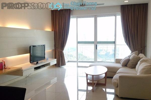 For Rent Condominium at Kiaramas Ayuria, Mont Kiara Freehold Fully Furnished 3R/2B 5.2k