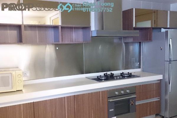 For Rent Condominium at Tiffani Kiara, Mont Kiara Freehold Fully Furnished 2R/2B 5k