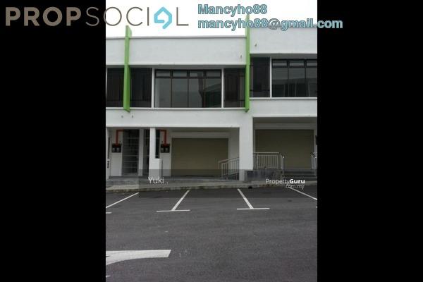 For Rent Shop at Bandar Damai Perdana, Cheras South Freehold Unfurnished 0R/0B 3.2k