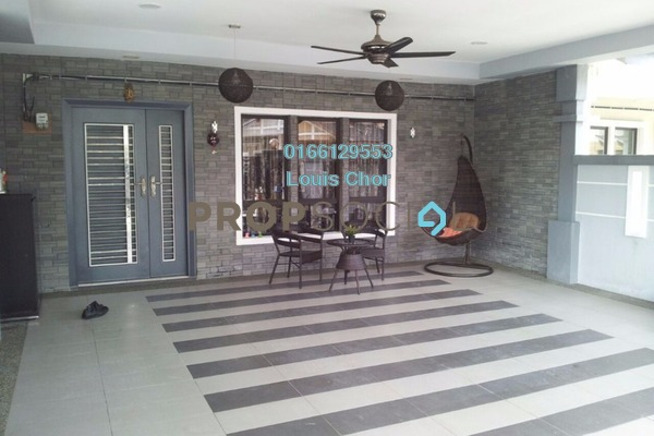 For Sale Link at Bandar Puteri Klang, Klang Freehold Semi Furnished 4R/3B 699k