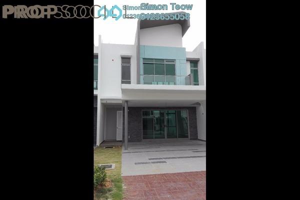 For Rent Terrace at Setia Eco Glades, Cyberjaya Freehold Semi Furnished 3R/4B 2.2k