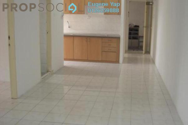For Sale Apartment at Flora Damansara, Damansara Perdana Leasehold Semi Furnished 3R/2B 218k