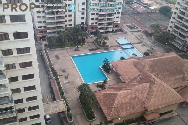 For Rent Condominium at Menara Duta 2, Dutamas Freehold Semi Furnished 3R/2B 1.8k