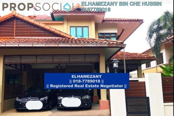 For Rent Semi-Detached at Beverly Heights, Ukay Freehold Unfurnished 4R/5B 9k