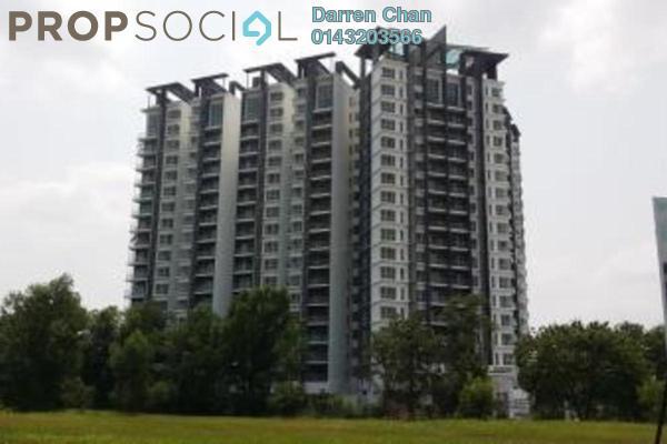 For Rent Condominium at The iResidence, Bandar Mahkota Cheras Freehold Semi Furnished 3R/2B 1.5k