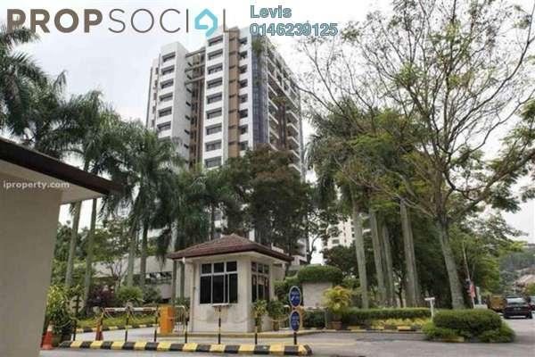 For Rent Condominium at Bangsar Puteri, Bangsar Freehold Semi Furnished 3R/2B 1.6k