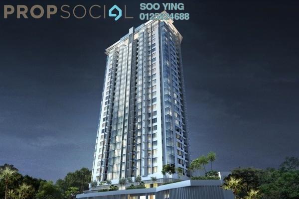 For Rent Condominium at Suasana Bangsar, Bangsar Freehold Fully Furnished 4R/3B 5.3k