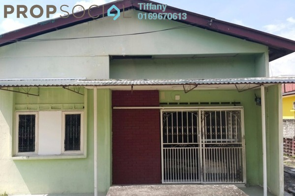 For Rent Terrace at Section 1, Petaling Jaya Leasehold Unfurnished 4R/2B 1.5k