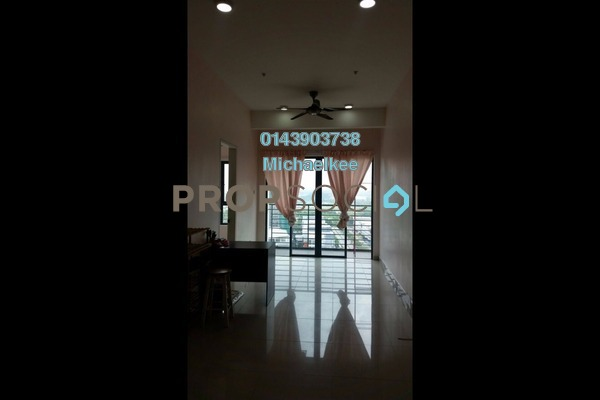 For Rent Condominium at DPulze, Cyberjaya Freehold Semi Furnished 2R/2B 1.7k